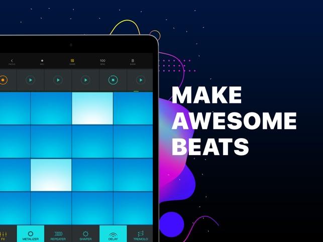 Beat Maker Go - Make Music on the App Store