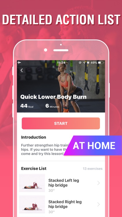 HiFit For Abs Workout screenshot-3