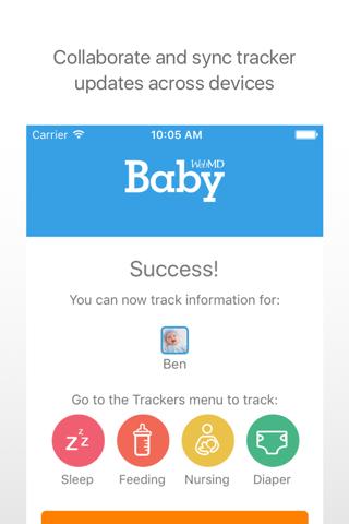 WebMD Baby - náhled