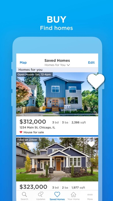 Zillow Real Estate & Rentals for pc