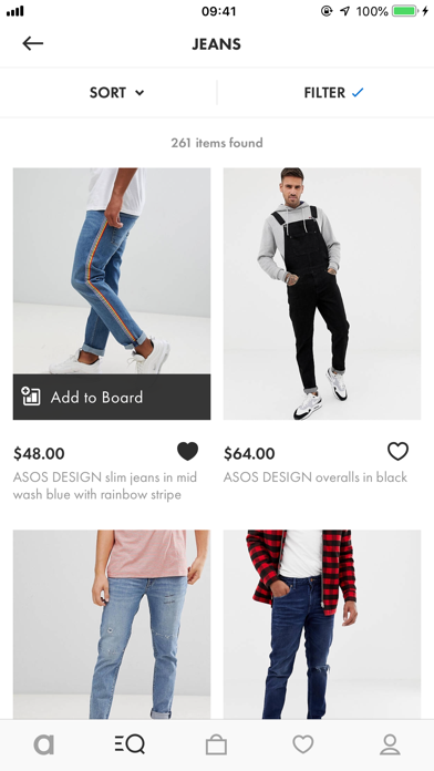 Asos review screenshots