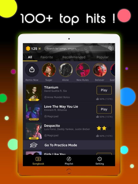 Magic Pad - Beat Music Maker iOS Application Version 1 1 4