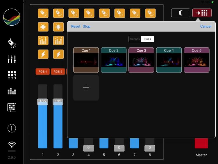 StageLight - DMX Controller