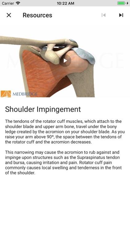 MedBridge GO for Patients screenshot-5