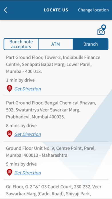 Screenshot for YES BANK in India App Store