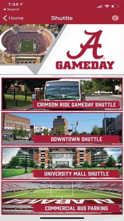 UA - Gameday screenshot-4