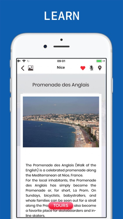 Nice Travel Guide . screenshot-4