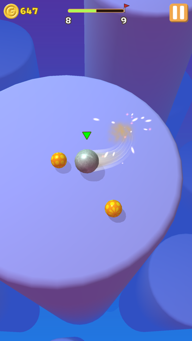 Ball Action screenshot 4