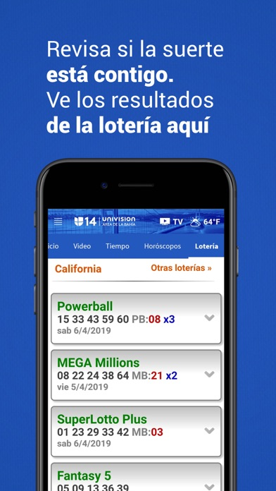 Univision 14 Área de la Bahía screenshot 6