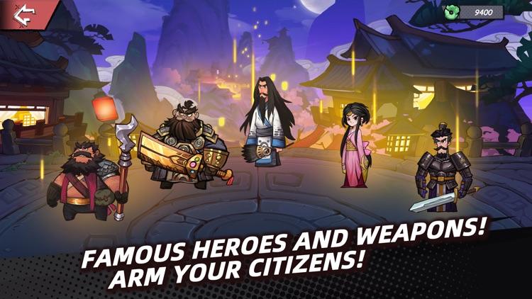 Tactical Three Kingdoms T3K screenshot-5