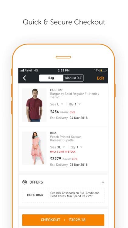 Jabong - Fashion Shopping App screenshot-4
