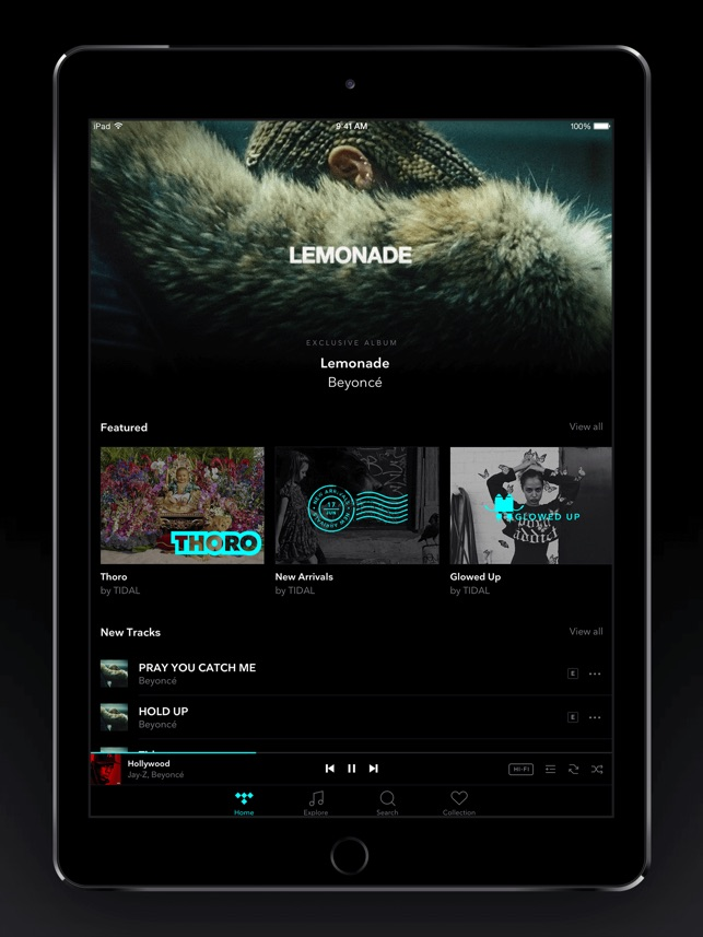 TIDAL Music - Streaming on the App Store