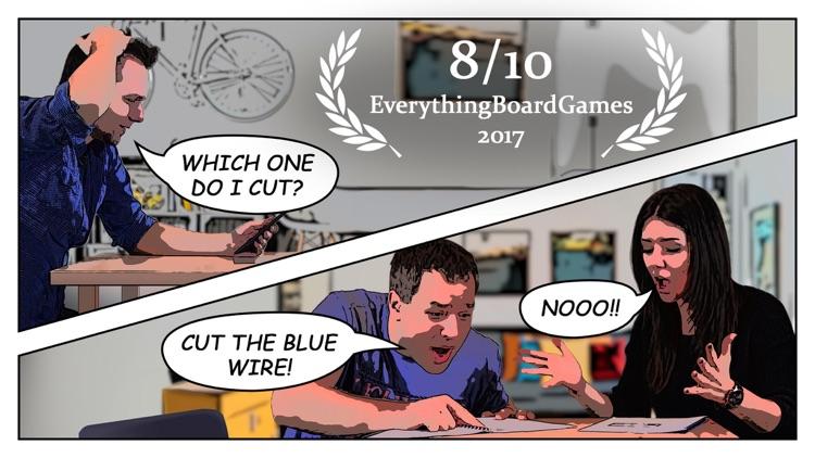 Them Bombs – co-op board game screenshot-0
