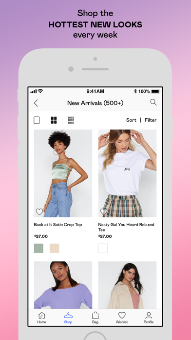 Nasty Gal – Clothing + Fashion for Windows
