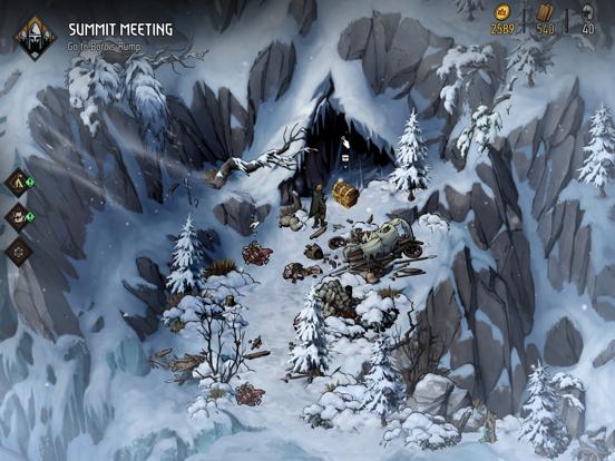 Thronebreaker screenshot 8