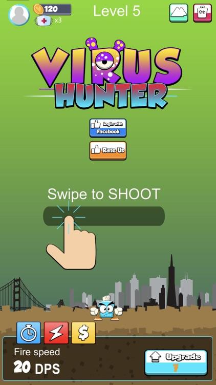Virus Hunter - Fight to live