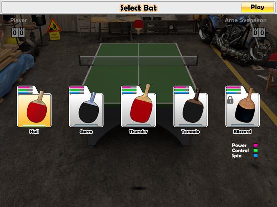 Virtual Table Tennis HDのおすすめ画像8