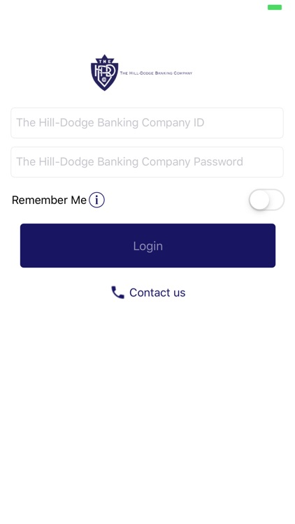 Hill Dodge Mobile Banking App by The Hill-Dodge Banking Company