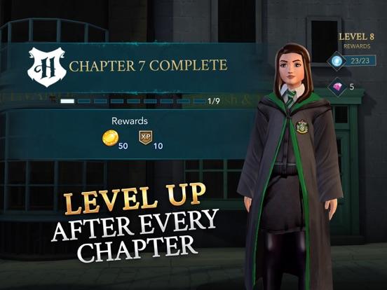 Harry Potter: Hogwarts Mystery-ipad-9