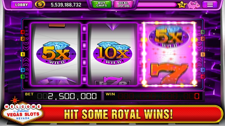 7Star Vegas Slots - Real Vegas screenshot-6