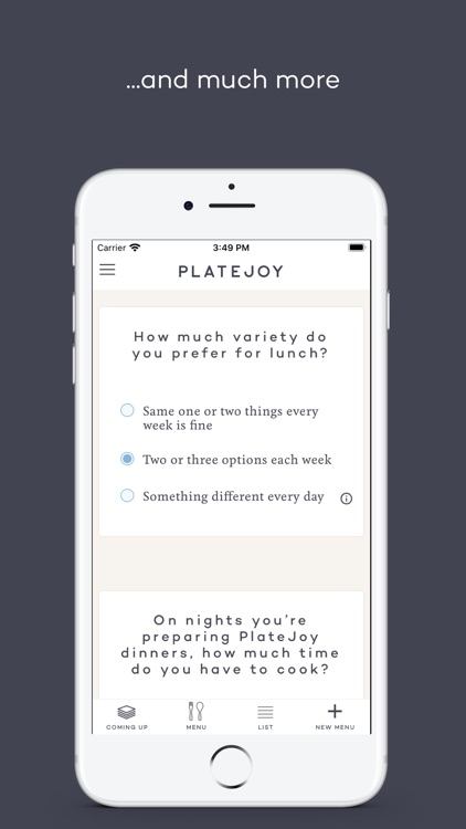 PlateJoy screenshot-7