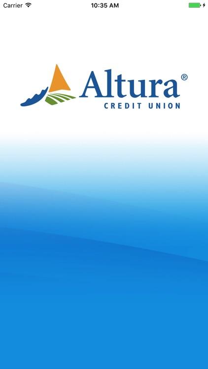Altura Credit Union Mobile App