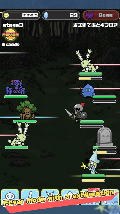 Demon's Dungeon screenshot-3