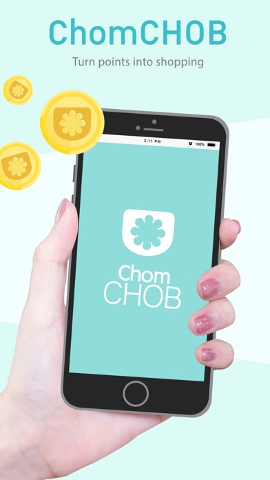 ChomCHOB - Points for Shopping