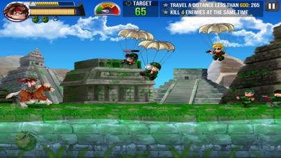 Metal Go: Shotgun Hero Screenshot on iOS