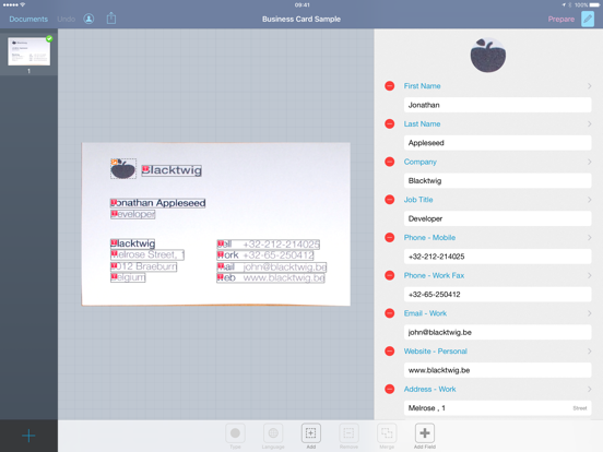 Prizmo - Pro Scanner Screenshots