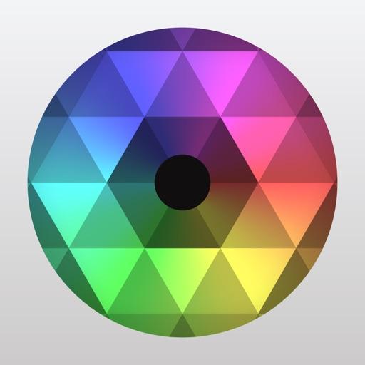 Kaleidoscope Camera