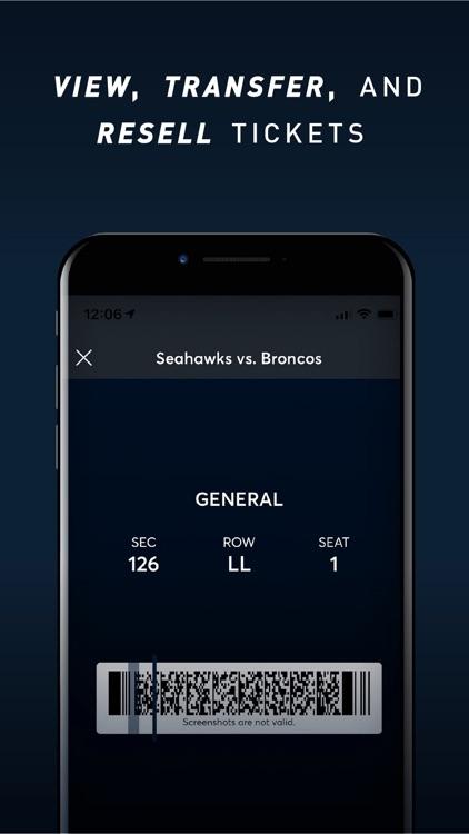 Seattle Seahawks screenshot-6