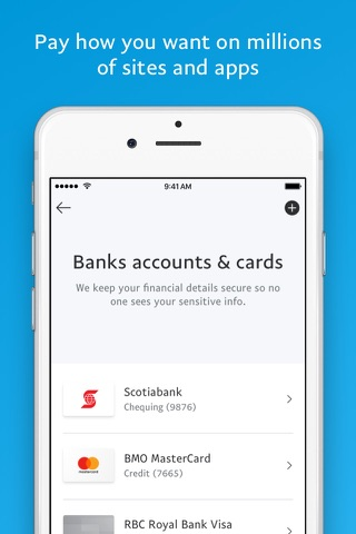 PayPal: Mobile Cash - náhled