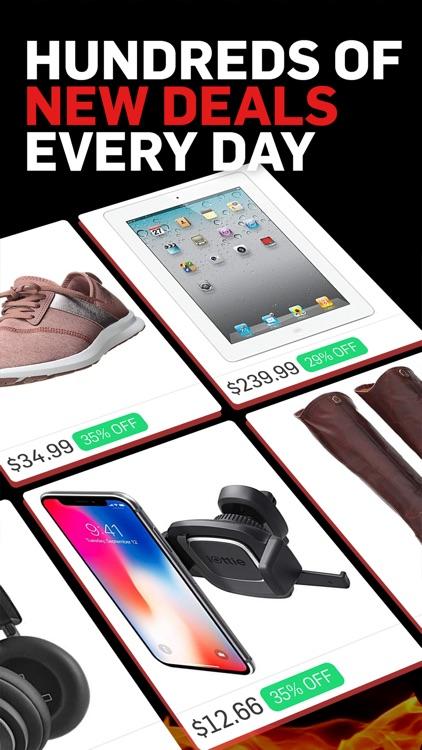 Hot Deals Finder - SHOP & SAVE