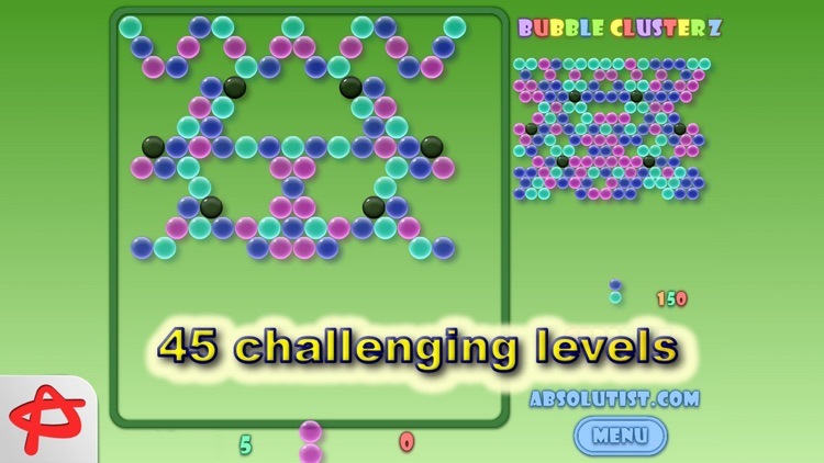 Bubble Clusterz Puzzle screenshot-0