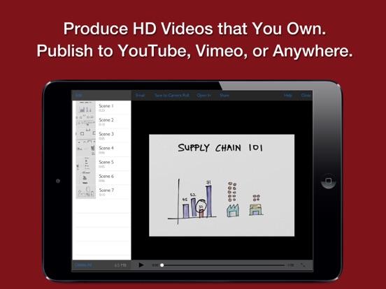 Vittle: Smart Whiteboard Video Screenshots