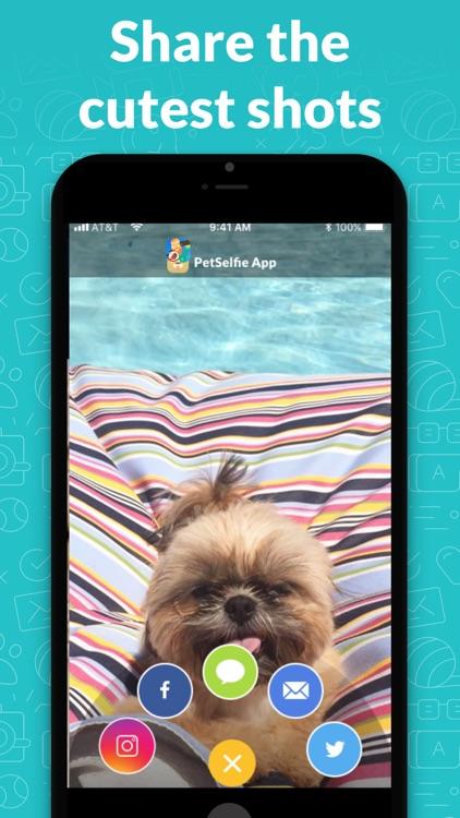 PetSelfie- DogCam and CatCam screenshot-3