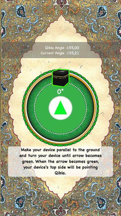Qibla Finder - Kaaba Compass screenshot one
