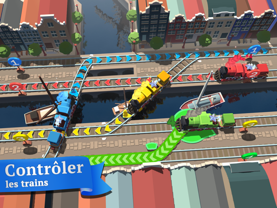 Screenshot #4 pour Train Conductor World