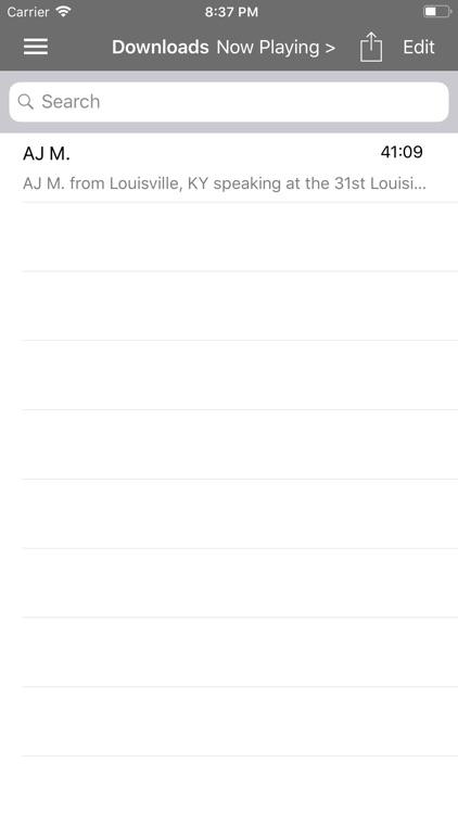 Al-Anon Speakers screenshot-4