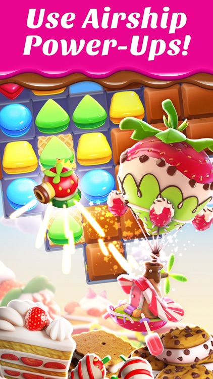 Cookie Jam Blast™ Match 3 Game screenshot-4