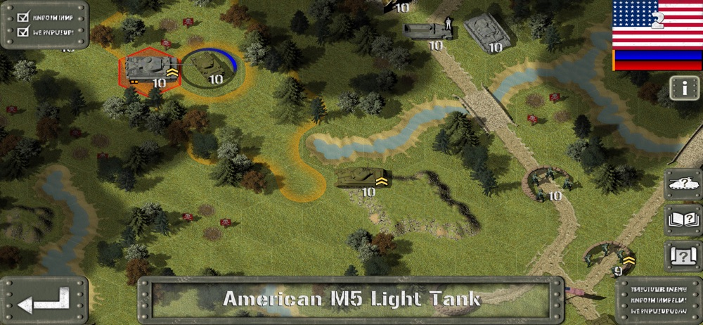 Tank Battle: 1944 Cheat Codes