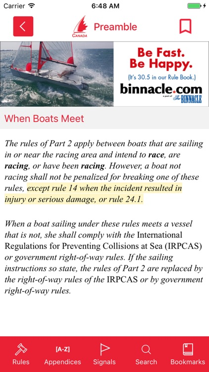 Racing Rules 2017-2020