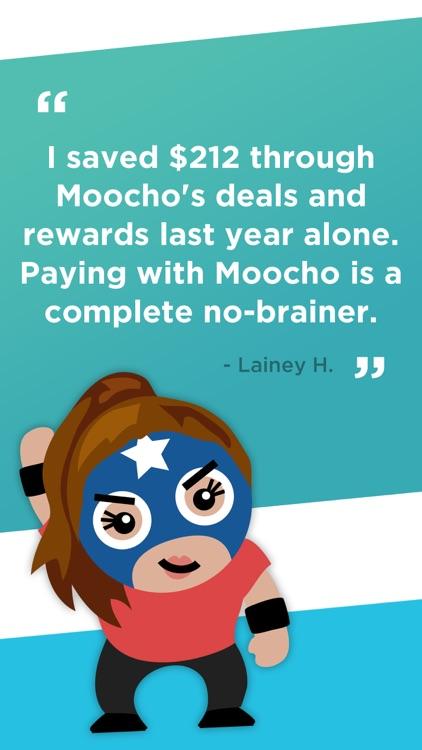 Moocho: Rewards & Discounts screenshot-5