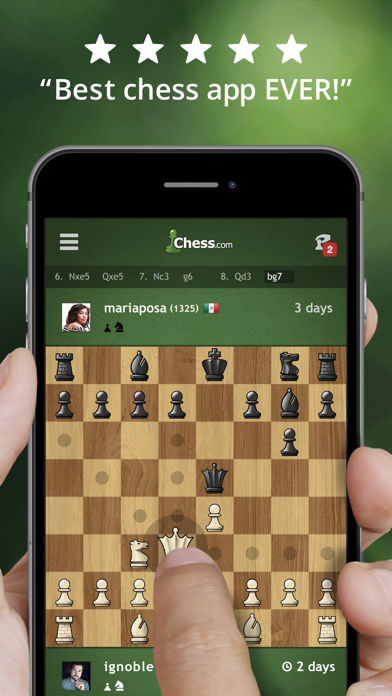 download Chess - Play & Learn indir ücretsiz - windows 8 , 7 veya 10 and Mac Download now