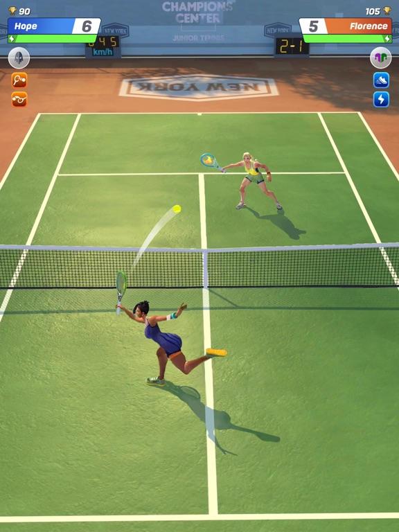 プロテニス対戦: ゲームオブチャンピオンズのおすすめ画像2