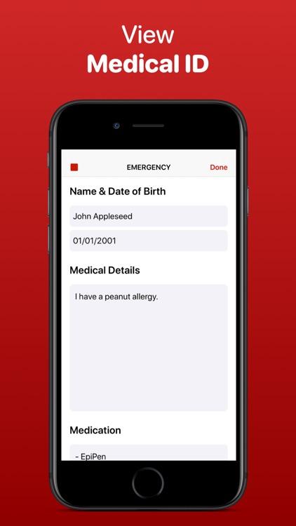 RequestSOS - Emergency SOS App