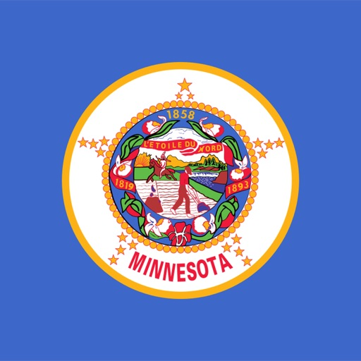 Minnesota emojis USA stickers