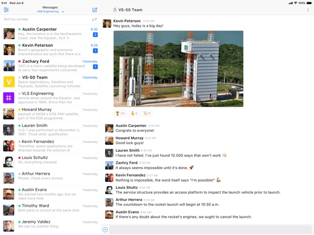 Rocket Chat on the App Store