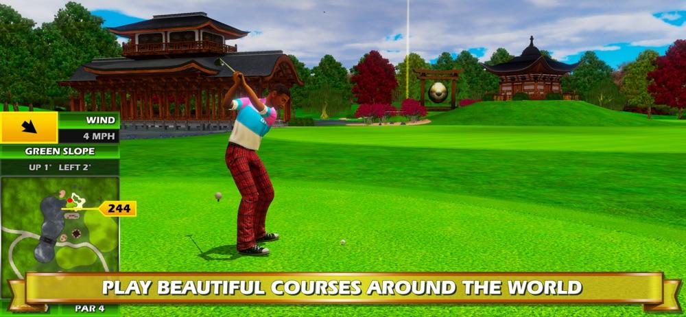 Golden Tee Golf hack tool